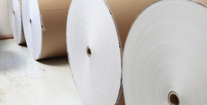 Wood, Paper & Pulp
